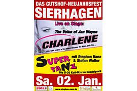 Plakat Supertanz Januar 2016