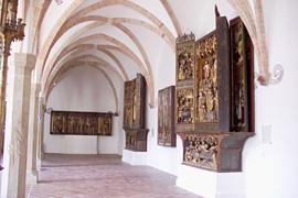 Remter St. Annen-Museum Lübeck © Michael Haydn