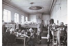 Rittersaal Schloss Eutin 1948