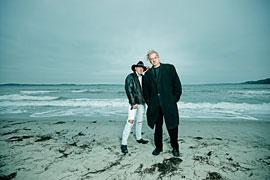 Georg Schroeter & Marc Breitfelder © Torsten Wingenfelder