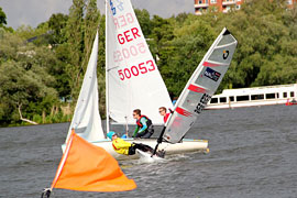 Segeln Lübecker Yachtclub