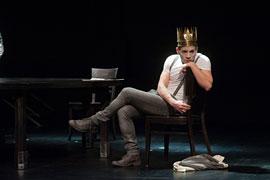 """MORD MACHT TOD. SHAKESPEARES KÖNIGE"" - die bremer shakespeare company © Marianne Menke"