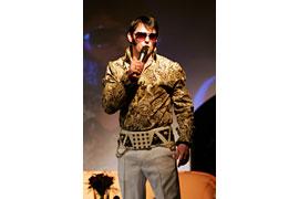 Tom Miller - Elvis © Presse Nord Benjamin Langer