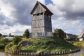 Turmhuegelburg Lütjenburg
