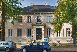 Villa Eschenburg - Brahms-Institut in Lübeck
