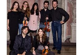 Violinisten-Klasse MHL © Maxi Busch