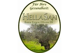 Logo Hellasan Olivenöl
