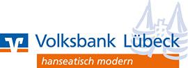 Logo Volksbank Lübeck
