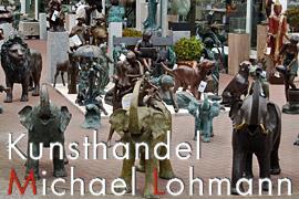 Bronzefiguren Kunsthandel Michael Lohmann