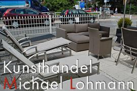 Gartenmöbel Kunsthandel Michael Lohmann in Timmendorfer Strand