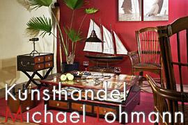 maritime Geschenkartikel Kunsthandel Michael Lohmann in Timmendorfer Strand