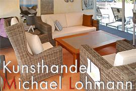 Outdoor-Möbel Kunsthandel Michael Lohmann in Timmendorfer Strand
