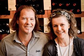 Frauke und Stefan Knorr - Weingeist Eutin