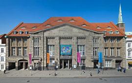 Theater Lübeck © Olaf Malzahn