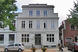 Gesellschaftshaus in Lübeck-Travemünde