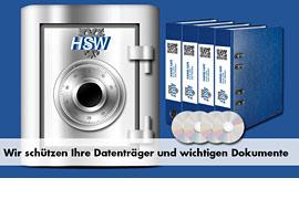 HSW Dokumenten-Safe