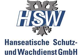 Logo HSW Hanseatische Schutz- und Wachdienst GmbH
