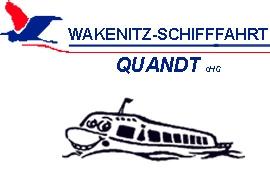 Logo Wakenitz Schiffahrt Quandt Lübeck
