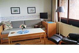 1-Zimmer-Grossraum-Ferienwohnung Ostseeappartements in Lübeck-Travemünde