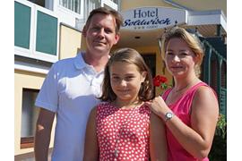 Familie Jahn - Hotel Soldwisch in Lübeck-Travemünde