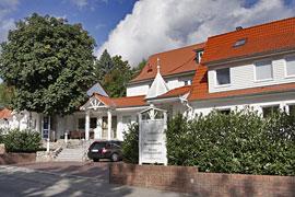 Villa Godewind in Lübeck-Travemünde