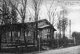 Direktorenhaus Gedenkstaette Ahrensbök