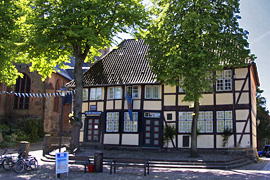 Fehmarn-Museum - Burg