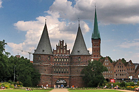 Holstentor Lübeck
