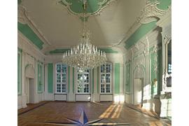 Rokokosaal im Kreismuseum in Ratzeburg