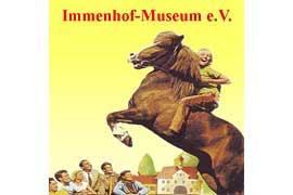 Logo Immenhof-Museum - Malente