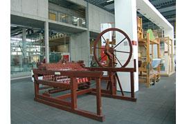 Tuch und Technik - Textilmuseum in Neumünster