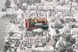Museumsquartier St. Annen - Luftbild © Bernard Mende