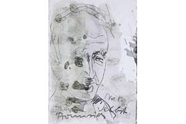 Selbstporträt Armin Mueller-Stahl - Eastern Promises