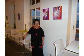 Rita Pyriki - Ausstellung in Plön