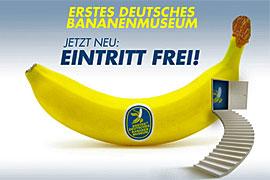 Erstes Deutsches Bananenmuseum in Sierksdorf