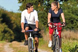 Fahrradverleih - Kanucenter Preetz - Plön