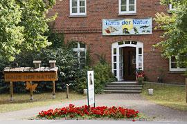 Haus der Natur in Cismar