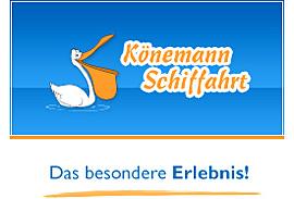 Logo Könemann Schiffahrt