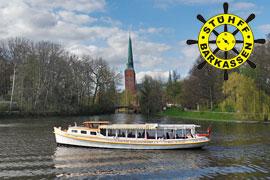 STÜHFF - Lübecker Barkassenfahrt