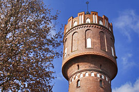 Wasserturm in Eutin