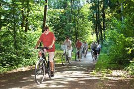Fahrrad Grenztour in Ratzeburg