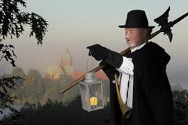Nachtwächterführung in Ratzeburg