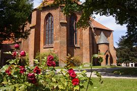 St. Michaelis Kirche in Eutin