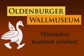 Logo Oldenburger Wallmuseum