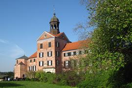 Schloss Eutin im Frühling