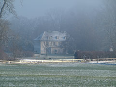 Gut Stockseehof im Winter