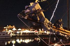 Fischers Wiehnacht in Niendorf an der Ostsee
