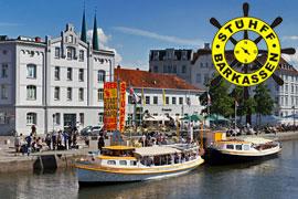 Stühff Barkassenfahrt in Lübeck