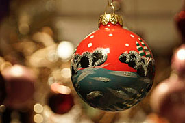 Weihnachtsbaumkugel