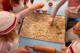 Weihnachtsbäckerei © Konditorei Junge